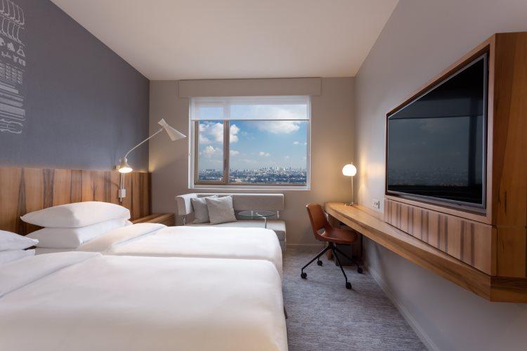 Extrêmement Hyatt Regency Paris Etoile - Luxury Hotel in Paris, France TL79