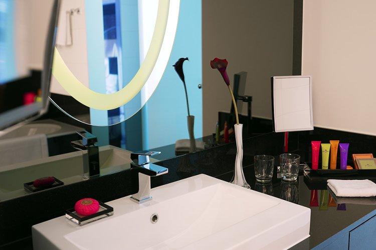 Berlin am Steinplatz hotel bathroom
