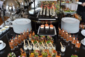 Le buffet du brunch