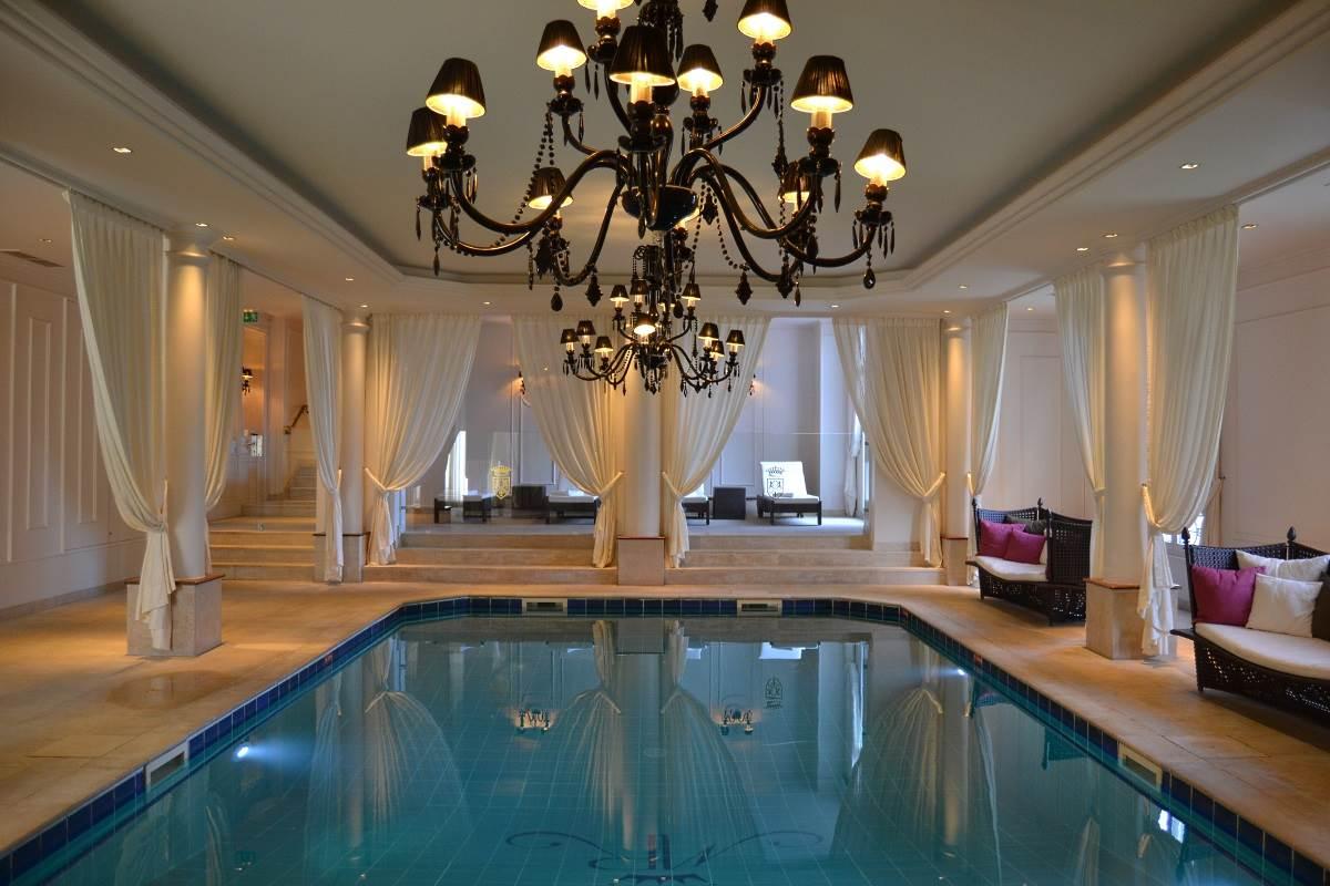 Tiara Hôtel Château Mont Royal Chantilly – Suite Penthouse
