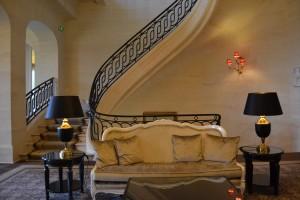 Salon en étage