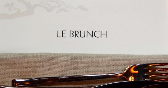 Brunch au Buddha-Bar Hotel Paris