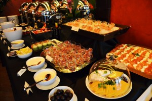 Starter Brunch Buffet