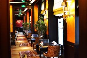 Le restaurant Le Vraymonde