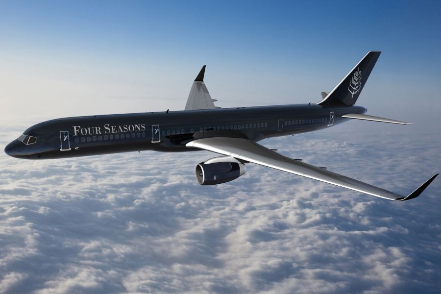 Four Seasons to launch the Private Jet Experience