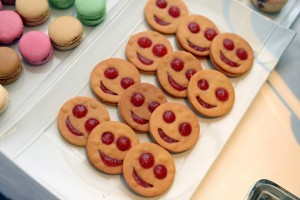Smily cakes