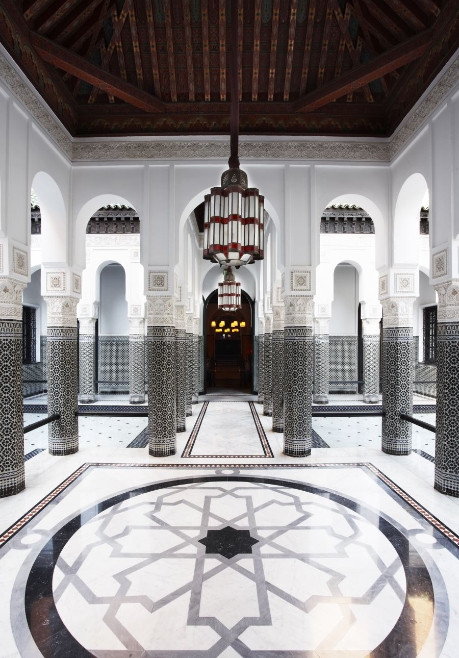 la mamounia marrakech luxury hotel in marrakesh morocco. Black Bedroom Furniture Sets. Home Design Ideas