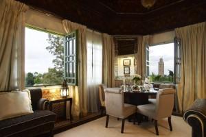 La mamounia marrakech h tel de luxe marrakech maroc - Prix chambre hotel mamounia marrakech ...