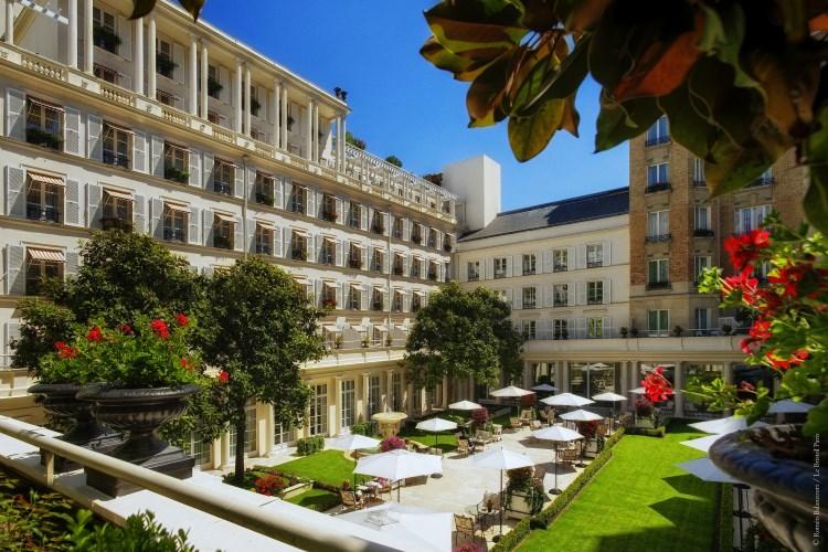 Le Bristol Paris - Garden