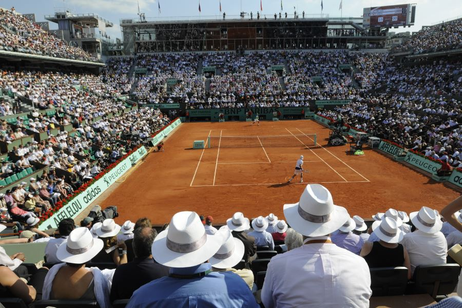 Shangri-La Paris Roland Garros VIP Package