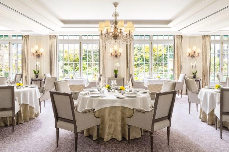 Shangri-La Paris - L'Abeille Restaurant