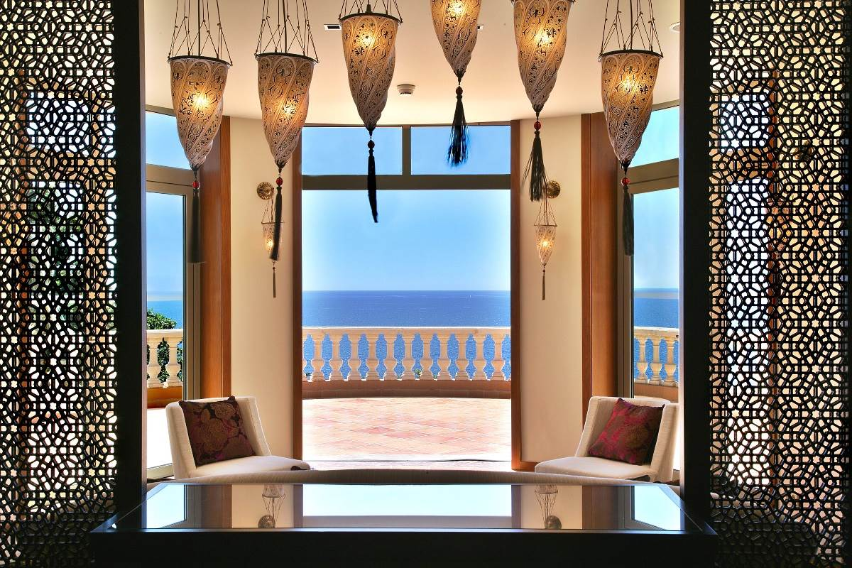 Restaurant L'Or Bleu au Tiara Yaksta Cannes – Théoule-sur-Mer