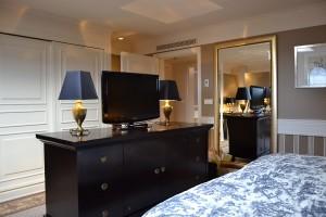 La suite penthouse