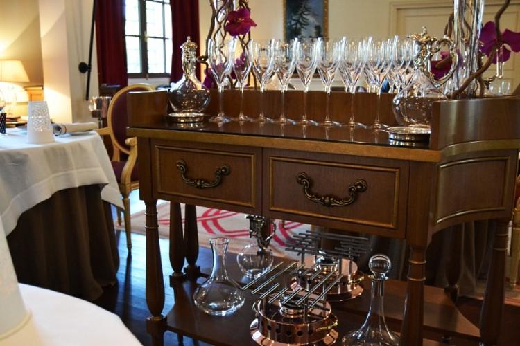 Auberge du Jeu de Paume Chantilly La table du Connetable restaurant