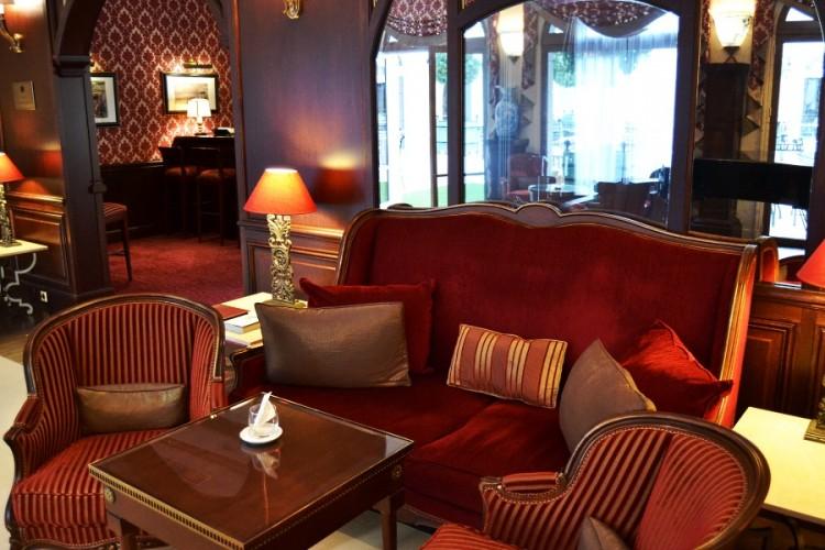 Bar Auberge du Jeu de Paume Chantilly