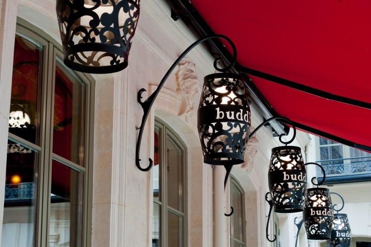 Buddha-Bar Hotel Paris - La façade