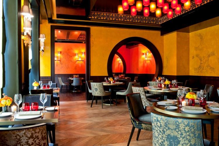 Buddha-Bar Hotel Paris - Restaurant Le Vraymonde