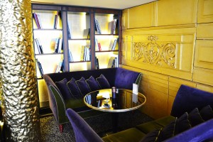 Fouquet's Barriere Paris Bar Le Lucien