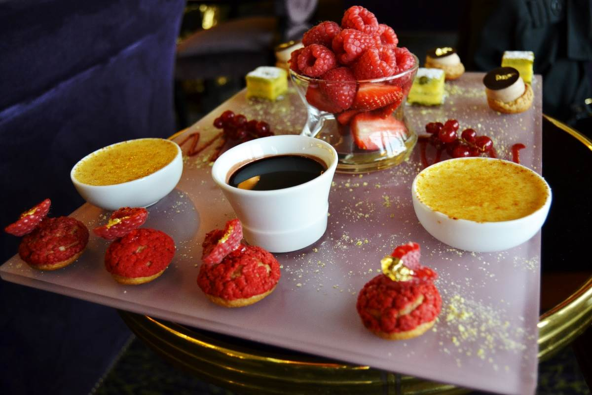 The Fouquet's Barriere Tea Time in Paris