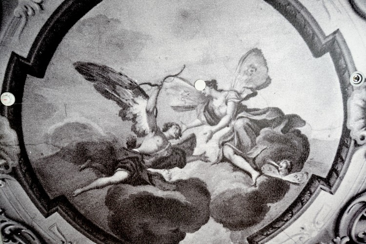 Plafond style Renaissance