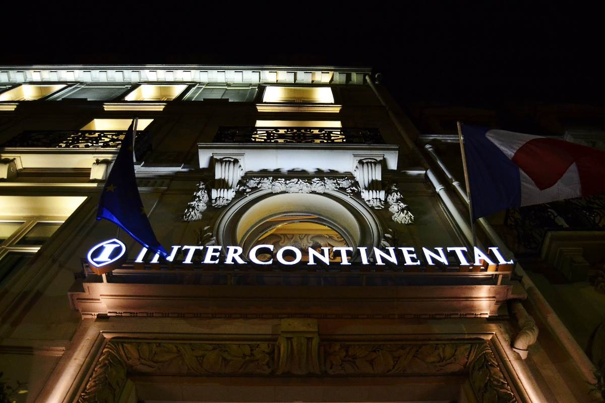 Hotel Intercontinental Paris Marceau - Hôtel