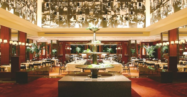 La Girondole restaurant