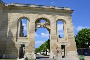 La porte de Chantilly