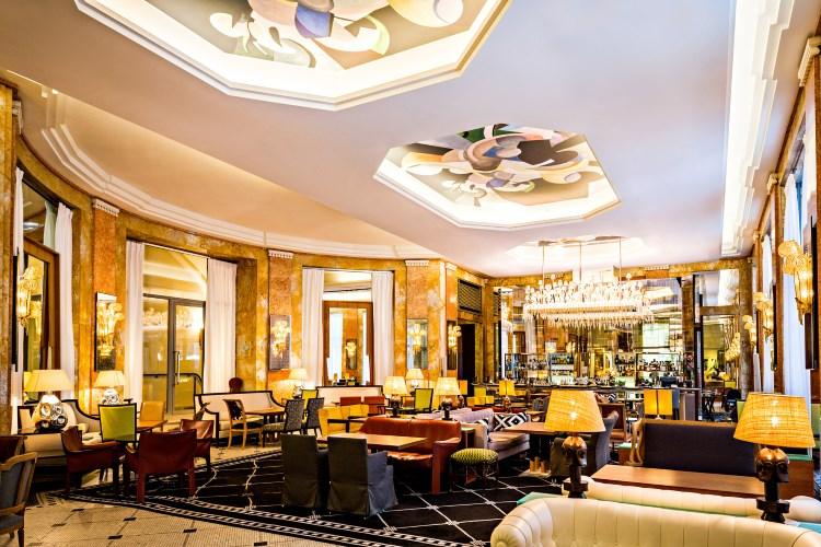 Prince de Galles Paris - Bar Les Heures