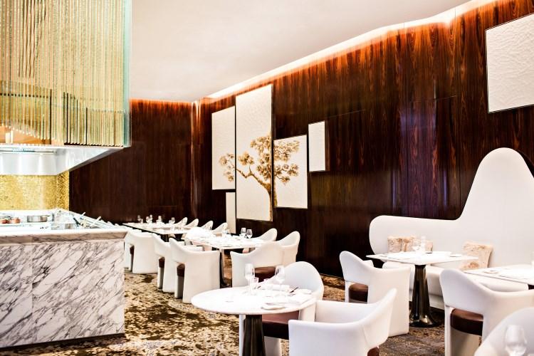 Prince de Galles Paris - La Scene restaurant