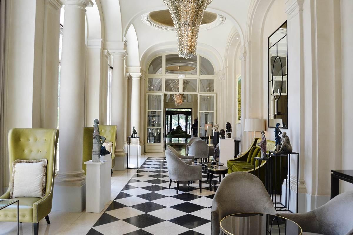 Trianon Palace Versailles - Chambre Deluxe Vue Parc - Avis sur l\'hôtel