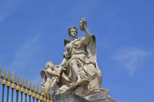 Statue du Château de Versailles