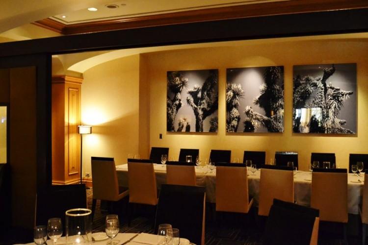 Four Seasons Las Vegas Charlie Palmer restaurant