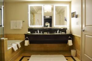 Salle de bain du Four Seasons Las Vegas