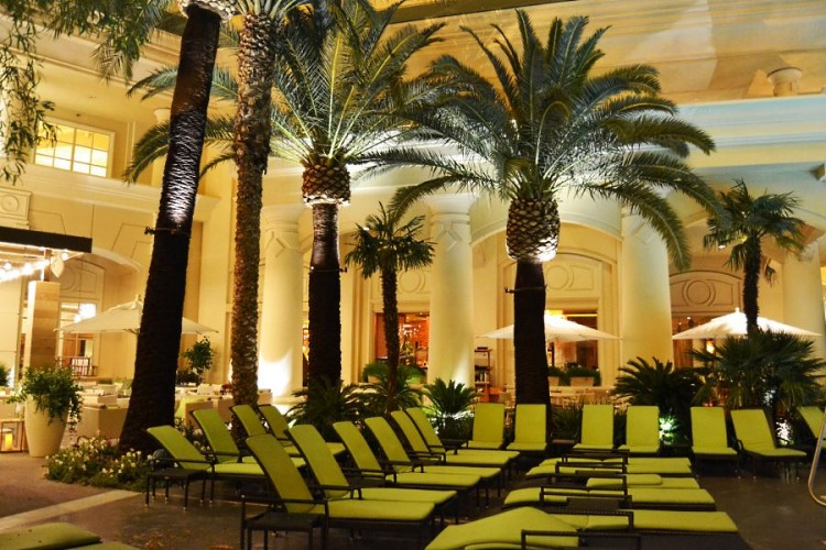 Four Seasons Las Vegas pool beach