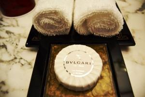 Bulgari soap