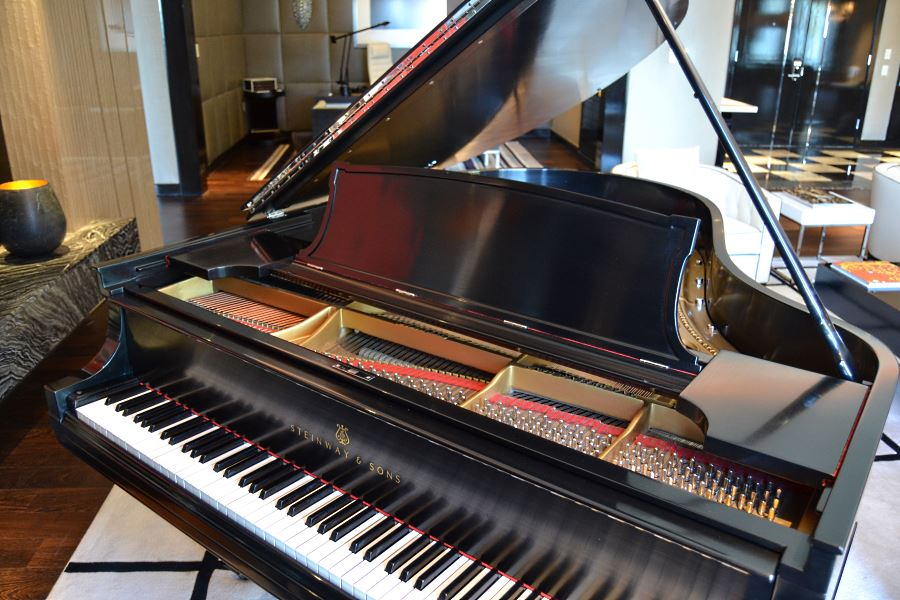 The Piano Steinway & Sons