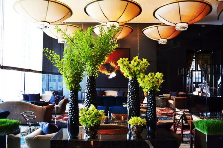 Le Tea Lounge du Mandarin Oriental Las Vegas