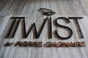 Twist by Pierre Gagnaire restaurant