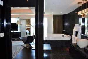 Bedroom - Bathroom
