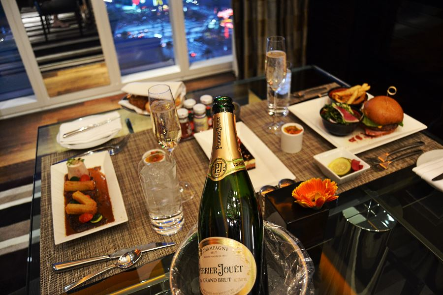 Mandarin Oriental Las Vegas Room Service Menu