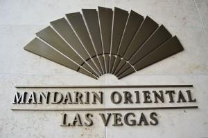 Mandarin Oriental Las Vegas signature
