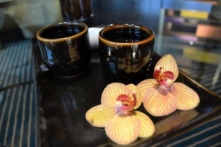 Mandarin Oriental Las Vegas tea spa