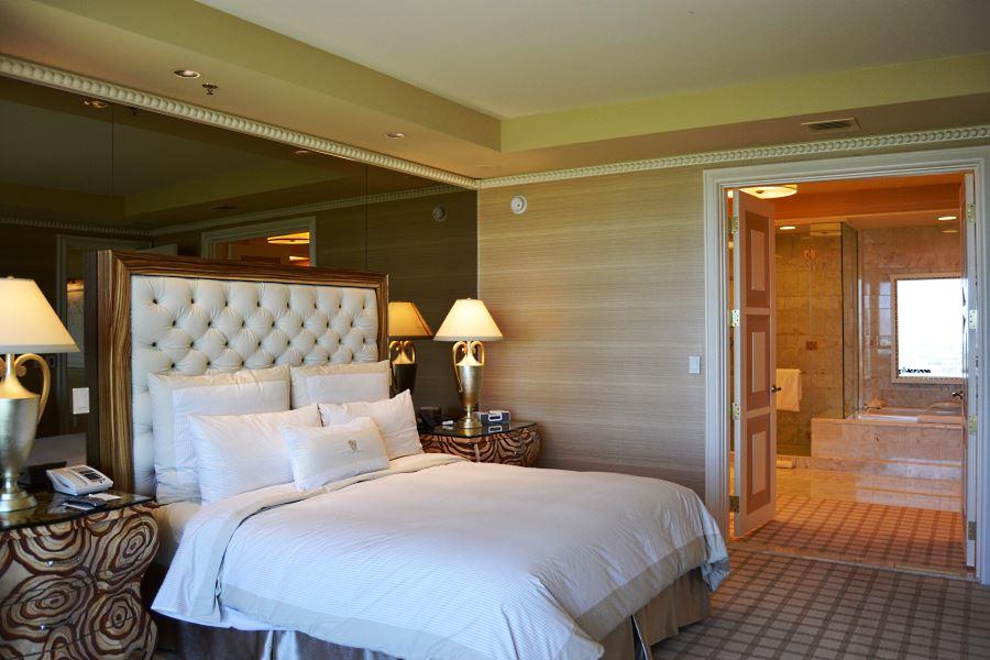Wynn Parlor Suite Wynn Las Vegas Hotel Review