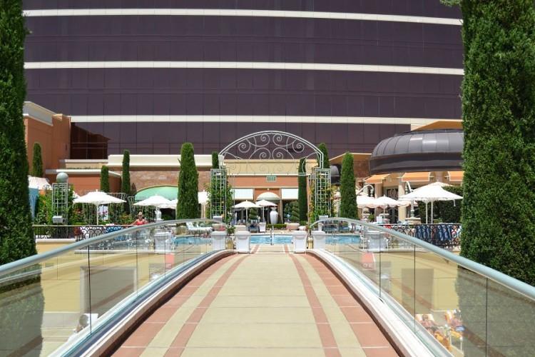Wynn Las Vegas Tower Suites pool