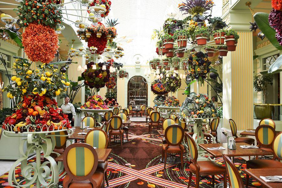 Wynn Parlor Suite Las Vegas Hotel Review