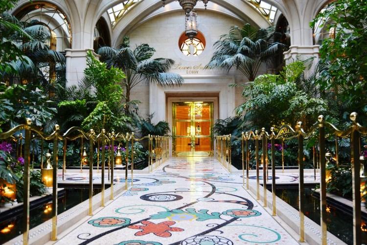 Wynn Las Vegas – Parlor Suite