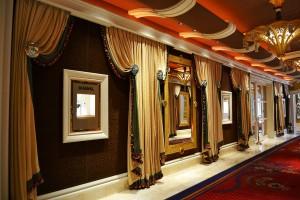Luxury corridors