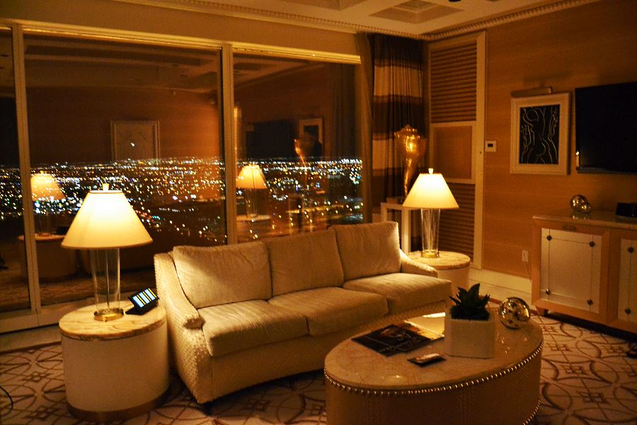 Suite Hotel Rooms In Las Vegas