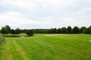 Golf course of the Dolce chantilly