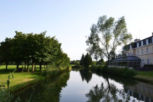 Bucolic environment at the Dolce Chantilly